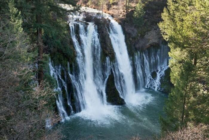 Waterfalls in California
