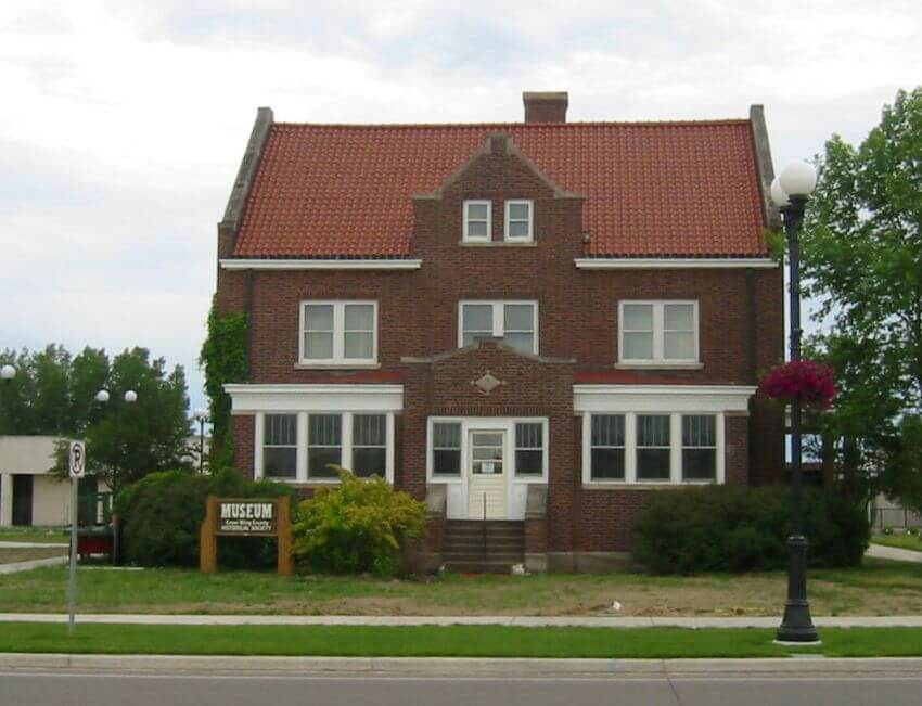 Crow Wing County Historical Society