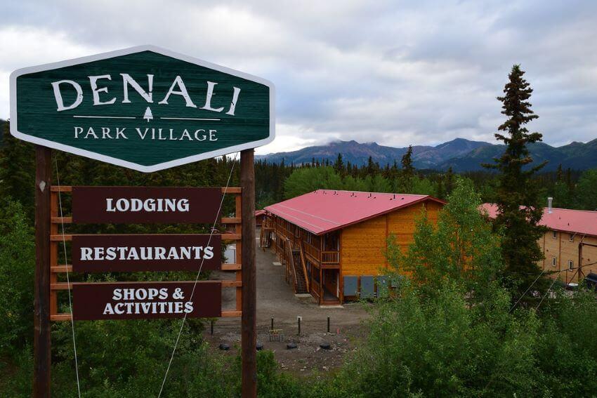 Denali Park Village, Denali