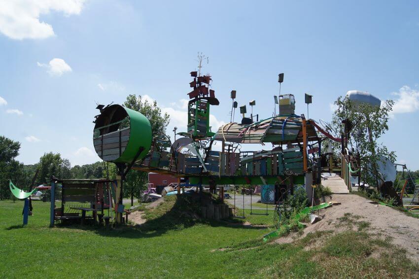 Franconia Sculpture Park, Taylors Falls