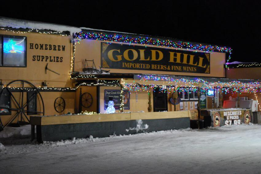 Gold Hill Imported Beers and Fine Wines, Fairbanks