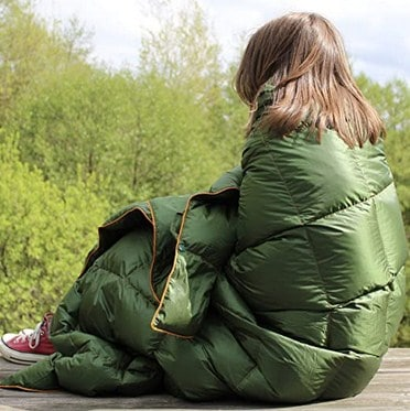 Horizon Hound Down Travel Blanket