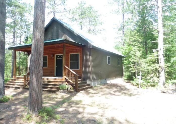 Keweenaw Hideaway Cabin