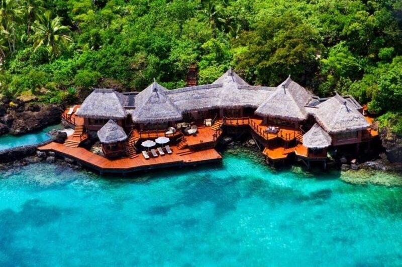 Laucala Private Island