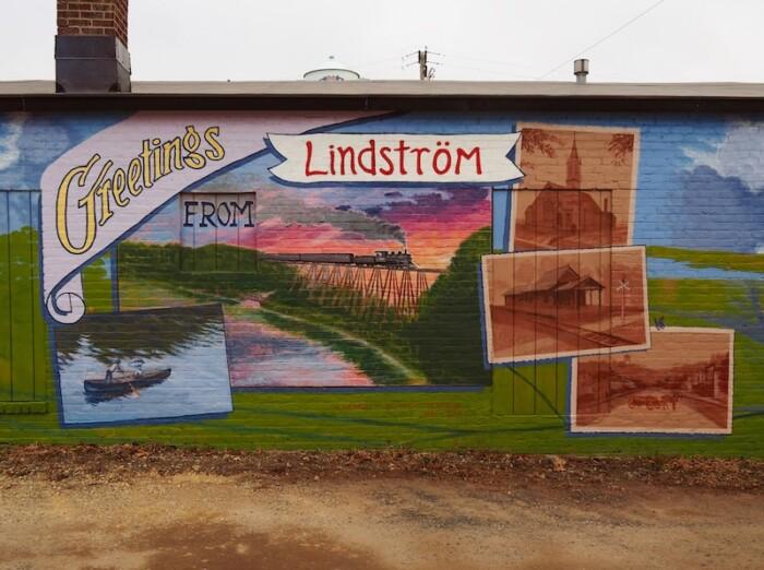 Lindstrom Minnesota