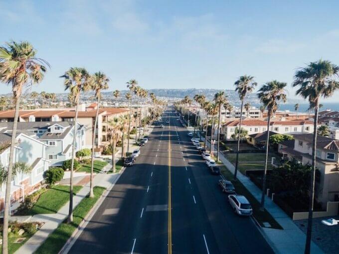 South Redondo, California