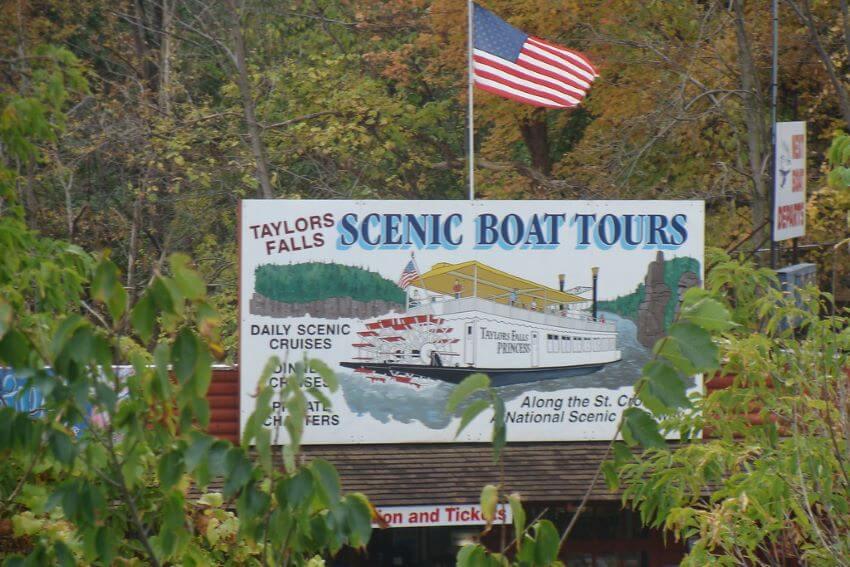 Taylors Falls Scenic Boat Tours, Taylors Falls, MN