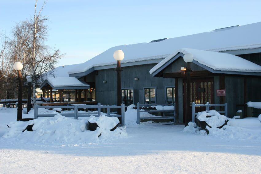 The Pump House Restaurant Fairbanks