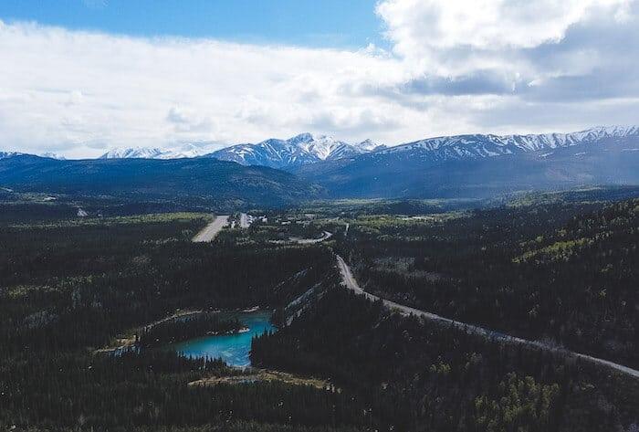 Denali National Park Aerial