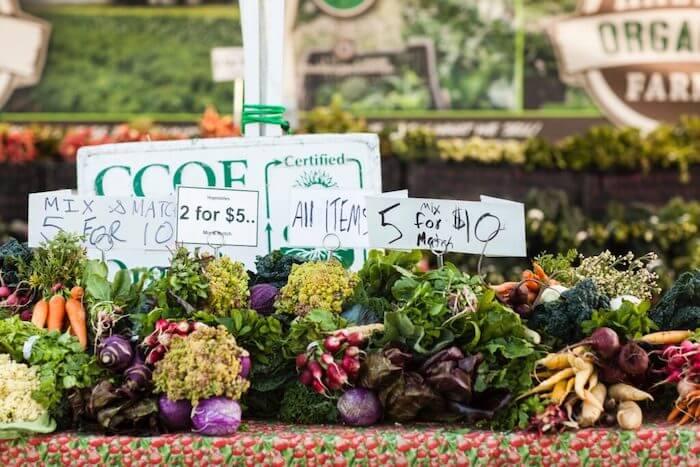 East Bay Farmers Market