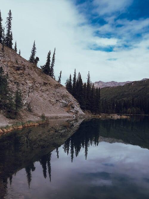 Horseshoe Lake - Denali National Park