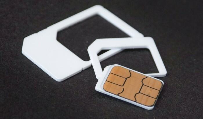 SIM card picture