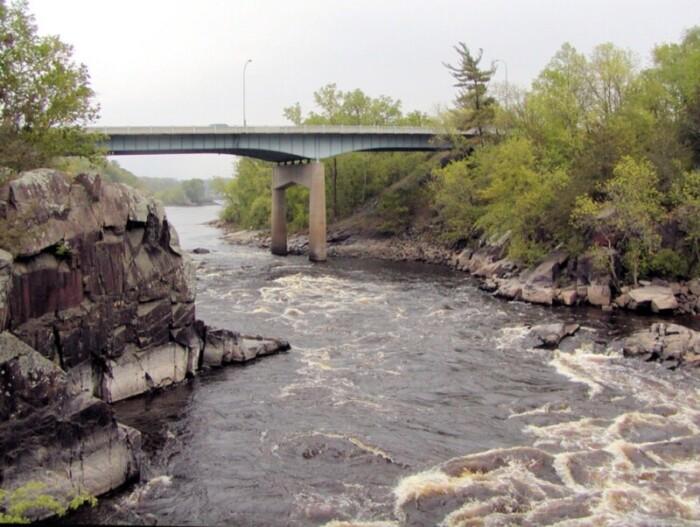 Bridge over St. Croix River