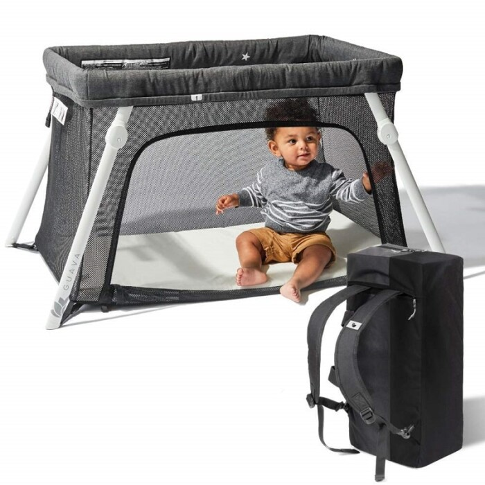 Pack A Traveling Cot For Babies