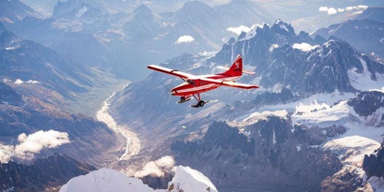 Denali 1-Hour Flight Experience