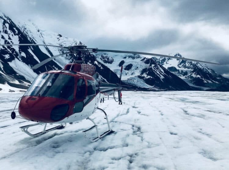 Denali Glacier Helicopter Tour by Stampede Excursions