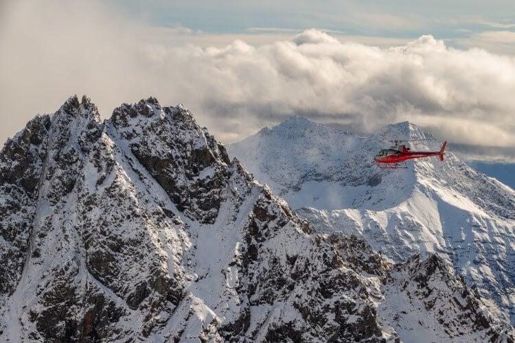Denali Glacier Landing by Temsco Helicopters Inc