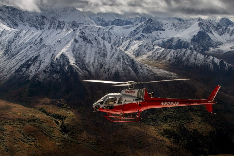 Denali Tundra Express by Temsco Helicopters Inc