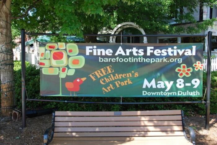Fine Arts Festival Duluth