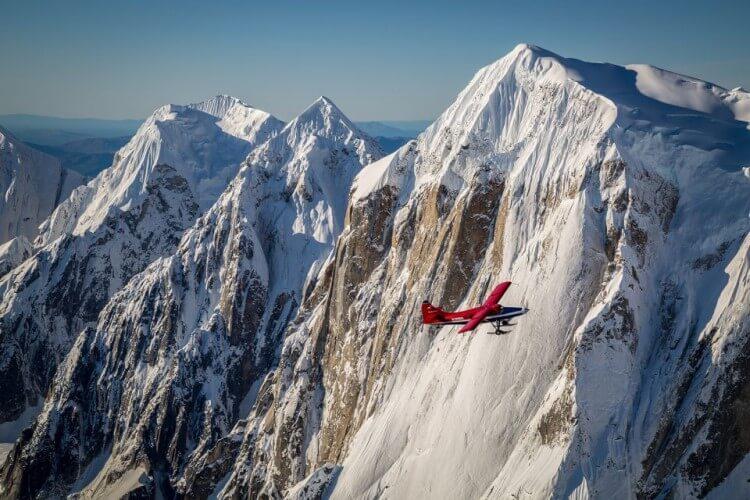 Grand Denali Flight with Optional Glacier Landing