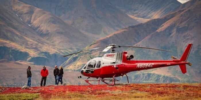 Temsco Helicopters Denali Tour