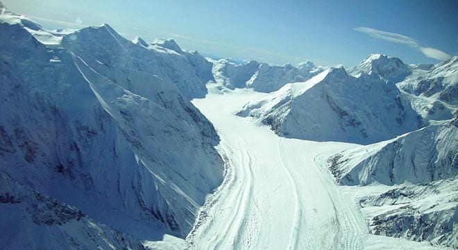 The Denali Grand Tour by K2 Aviation