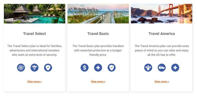 Travelex Plans