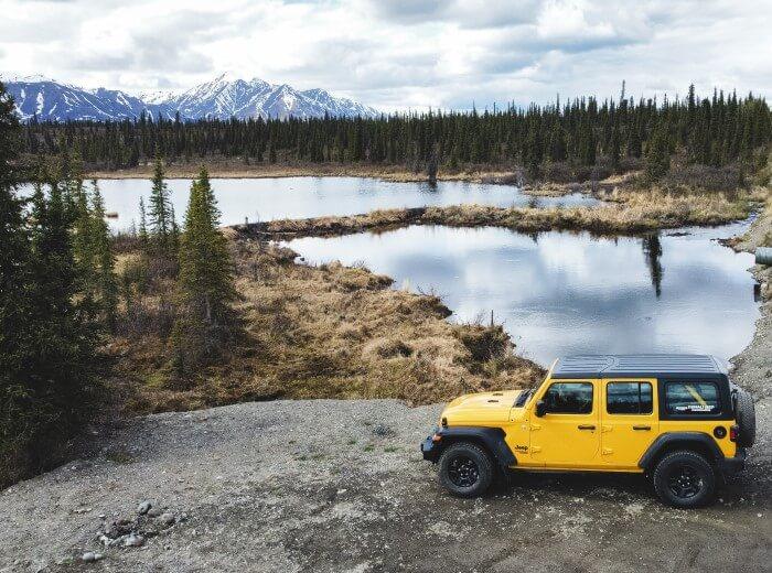 Denali Jeep Tour