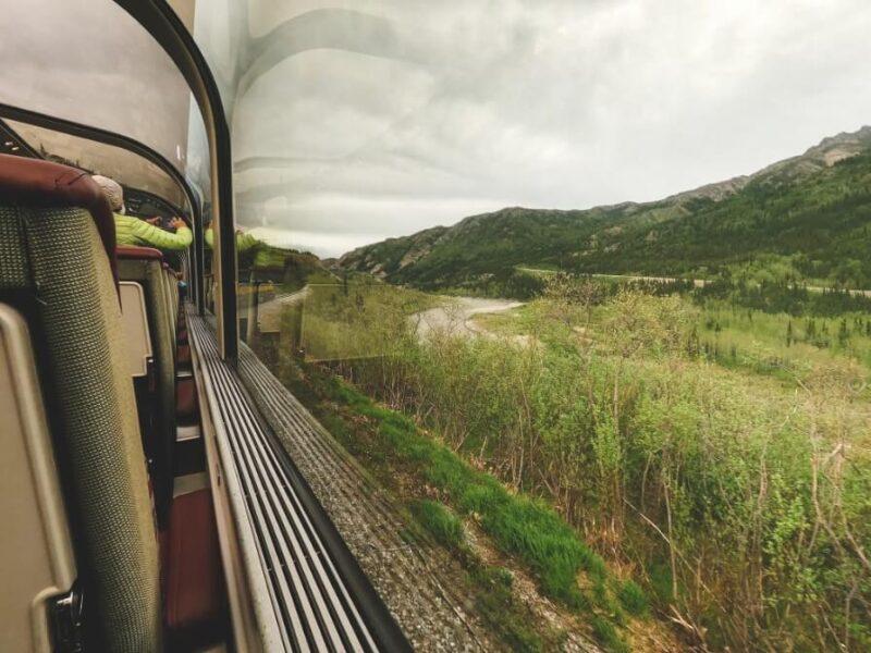 GoldStar Service Alaska Railroad