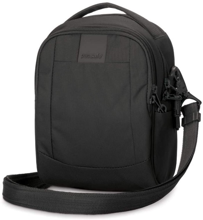 Pacsafe Metrosafe LS100 3 Liter Anti Theft Shoulder Bag
