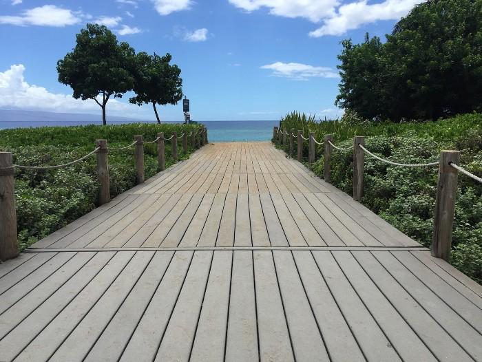 Boardwalk Maui Ocean