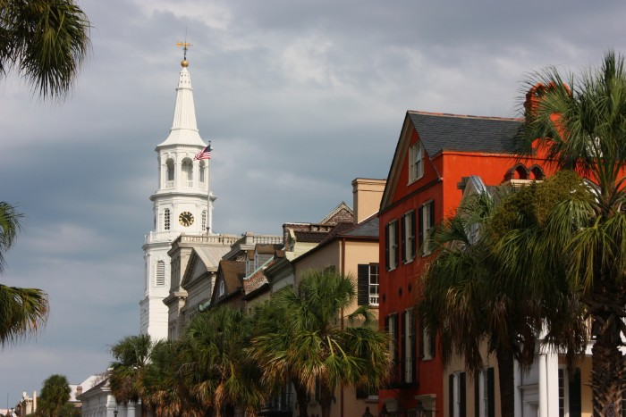 Broad Street Charleston