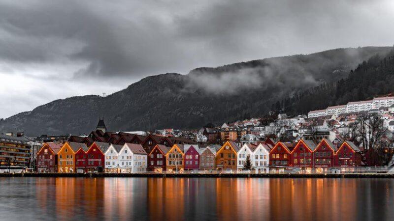Landmarks in Norway