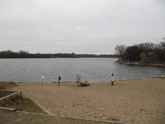 Cedar Lake South Beach Minneapolis