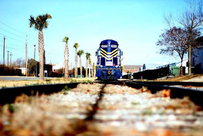 Charleston Public Rail