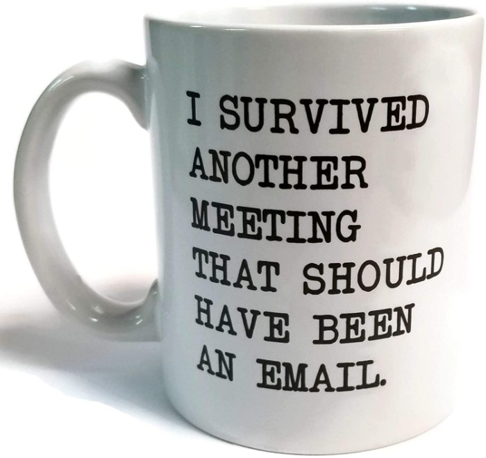 Classic Mug gifts for travel agents