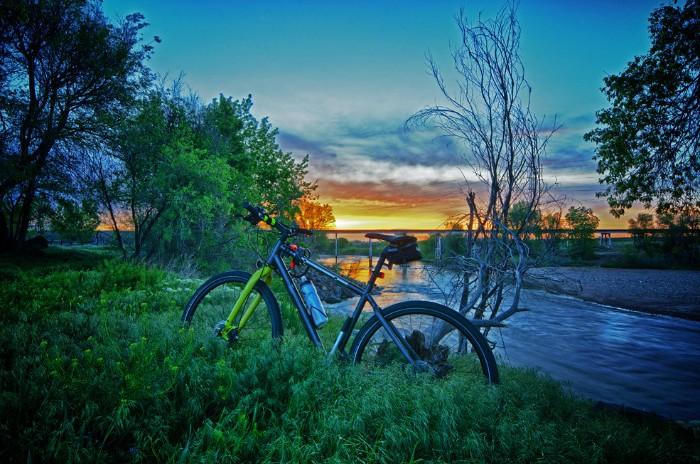 Denver Bike Trail