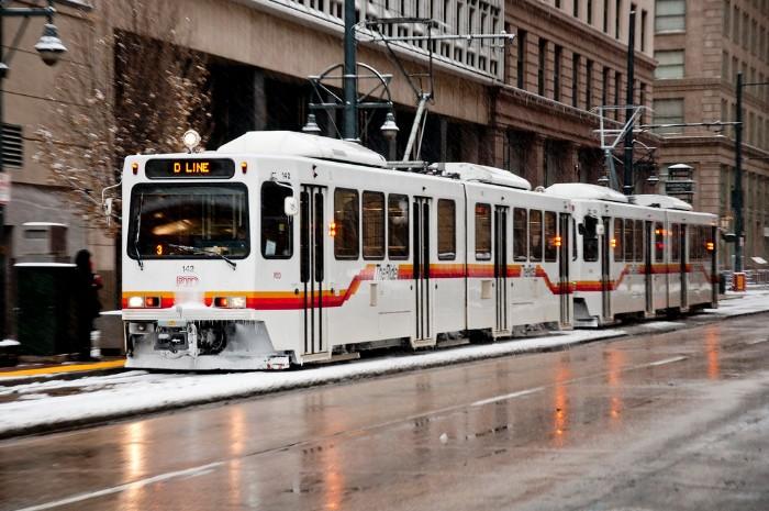 Denver RTD D Line