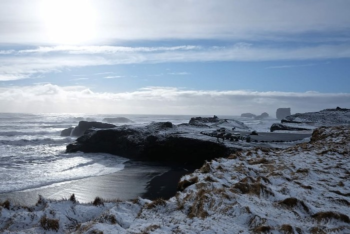 Iceland Landscape and Sceneries