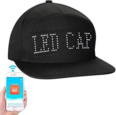 Eye-catching LED Cap
