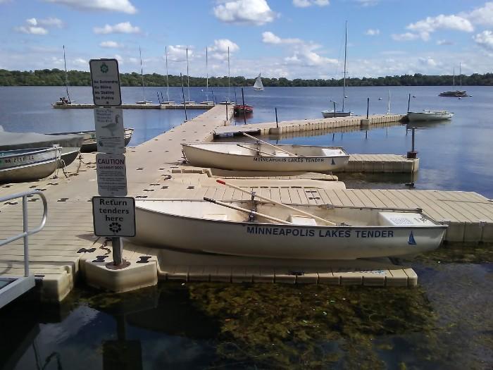 Lake Harriet Park