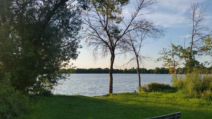 Lake Nokomis Park