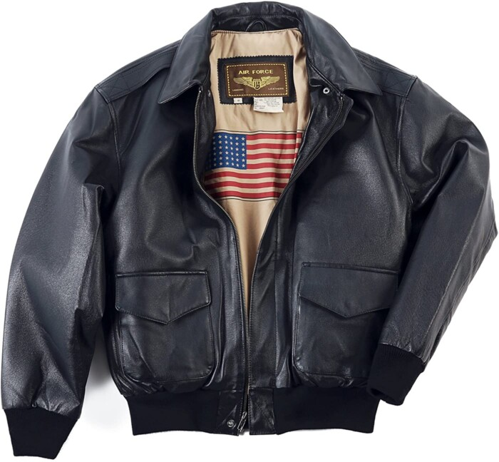 Landing Leathers Men's Air Force A-2 Leather