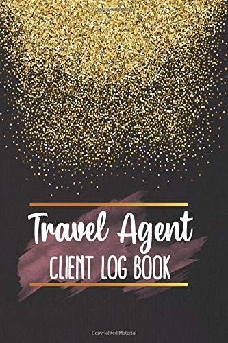 Logbook travel agent gift