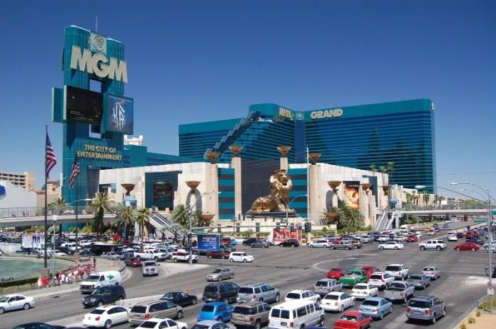 MGM Grand Station
