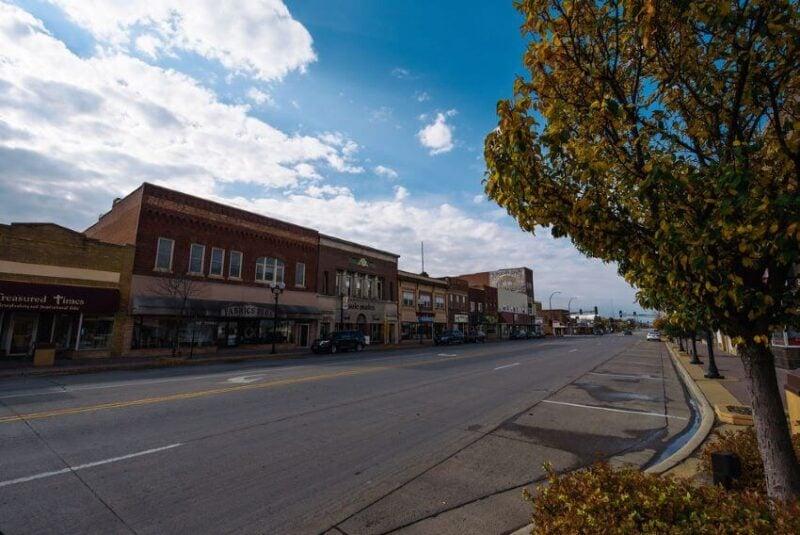 Marshall, Minnesota Downtown