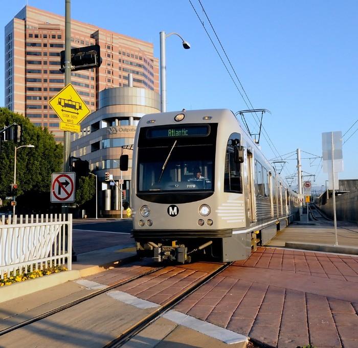 Metro Gold Line Los Angeles