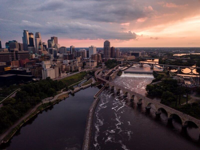 Landmarks in Minnesota