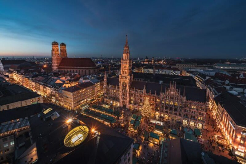 Vienna vs Munich