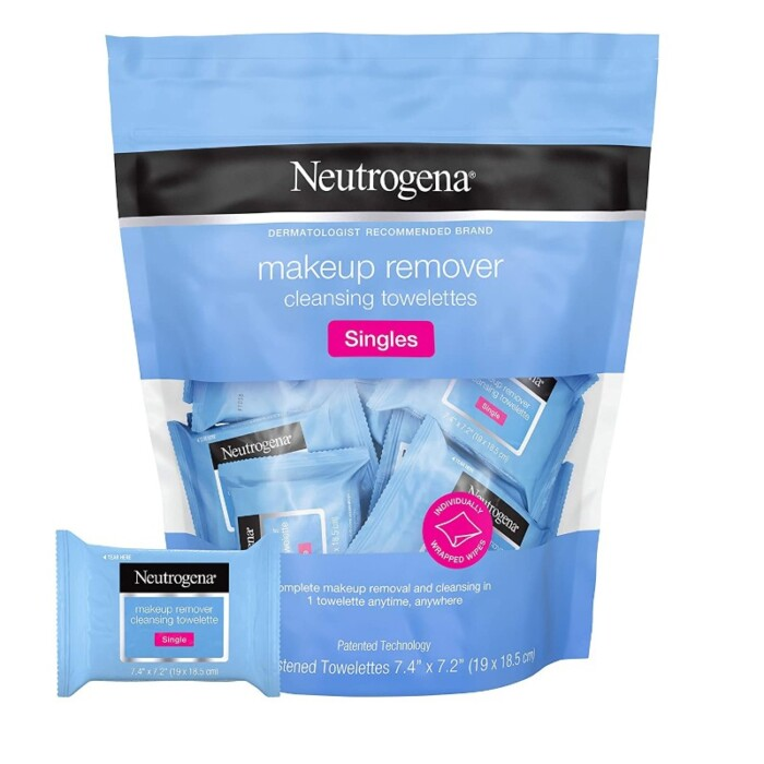 Nutragena complete self-care set for flight attendants